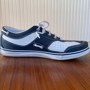 Sperry Top Sider Leather Sneakers